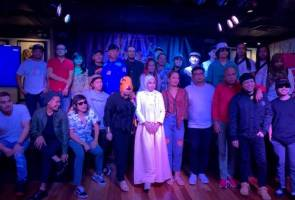'My Buskers' julang budaya seni muzik jalanan