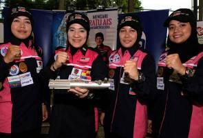 Misi bawa pulang kapsul dari Antartika sukar - Sharifah Mazlina
