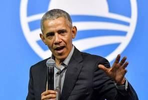 'Hidup di Indonesia buka mata saya bahawa dunia ini luas' - Obama