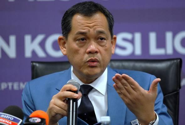 Hamidin menjelaskan, jadual perlawanan Liga Malaysia akan padat menjelang musim baru tetapi ia antara keputusan terbaik yang boleh dilakukan susulan penglibatan skuad kebangsaan Malaysia dalam kalendar FIFA bermula Oktober 2020. Gambar fail | Astro Awani