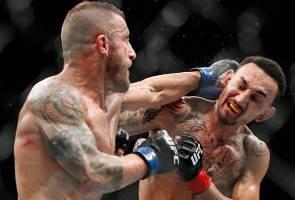 UFC 245: Max Holloway gagal pertahankan kejuaraan featherweight