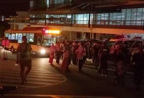 Lebih 900 pengunjung terkandas di Bukit Bendera berjaya dibawa turun