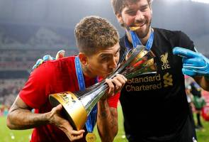 Piala Dunia Kelab: Liverpool juara buat kali pertama