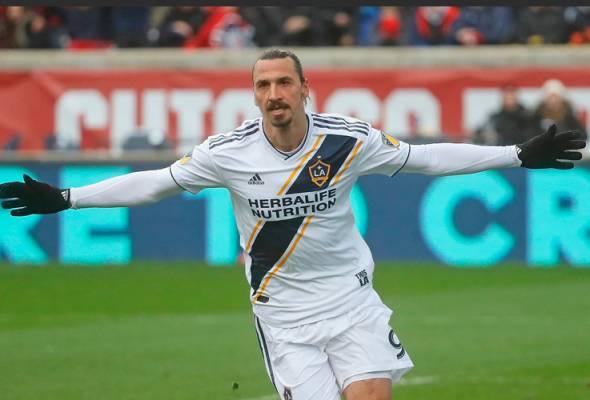 Ibrahimovic kembali sertai Milan