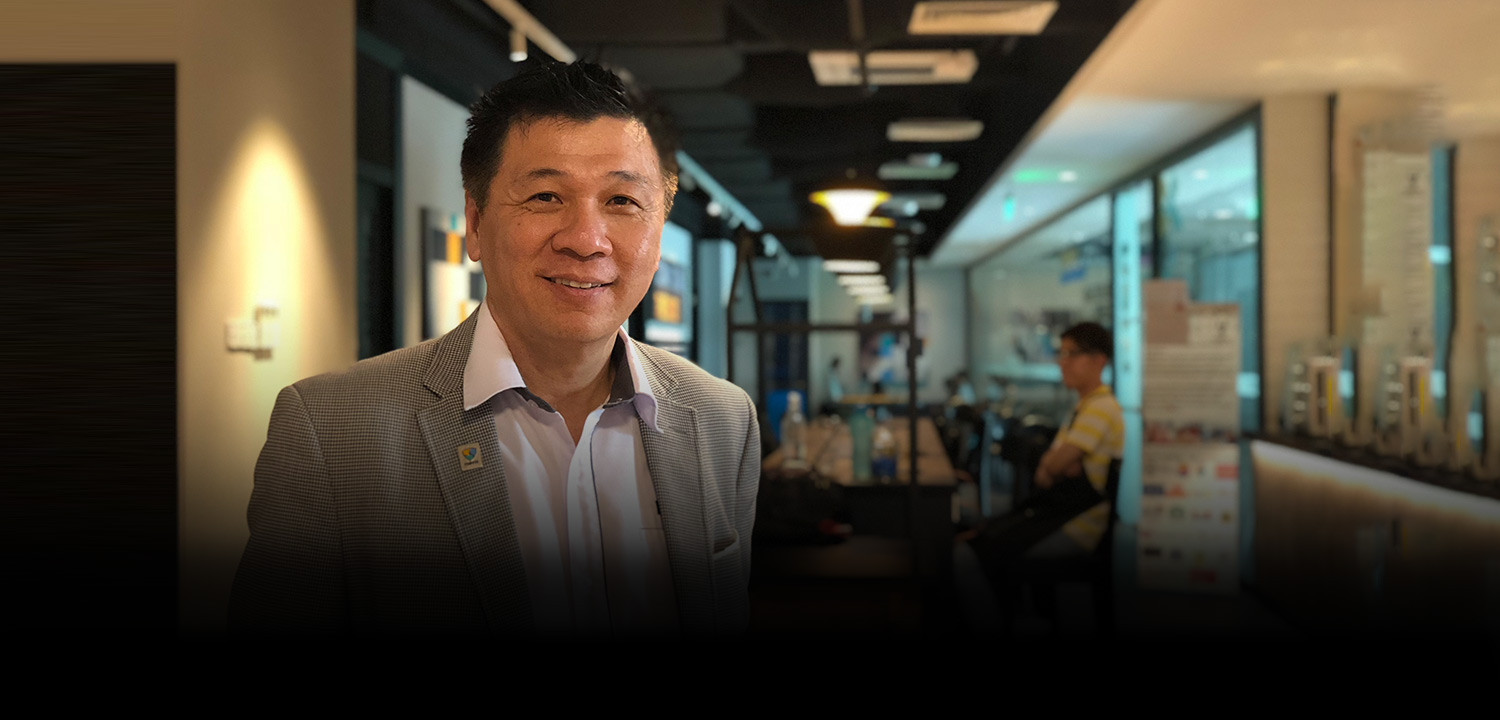 Stephen Chia: Don't Be Left Behind, Step Onboard the Blockchain Train