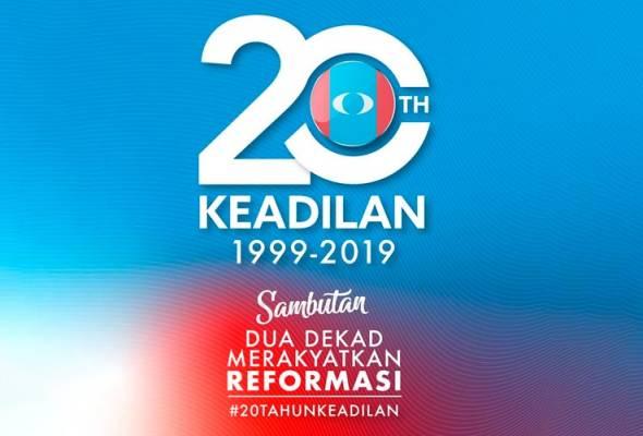 Meraikan reformasi selama 20 tahun, hari ini Kongres Nasional PKR 2019 bersidang penuh bersejarah. | Astro Awani