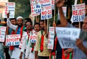 Pengampunan India kepada kaum pendatang.. kecuali yang beragama Islam