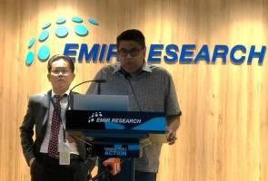 PRU15: PH dijangka menang 41 peratus kerusi Parlimen - EMIR Research