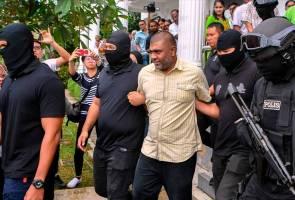Miliki item LTTE: Kes S. Chandru dipindahkan ke Mahkamah Tinggi Kuala Lumpur