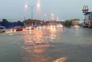 Mangsa banjir di Kelantan terus meningkat