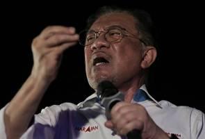 PH akan tingkatkan usaha menangi hati rakyat yang terluka - Anwar