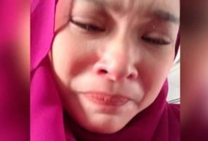 """""""Alif hantar ke airport pagi tadi"""" - Nora kenang pertemuan terakhir dengan anaknya"""