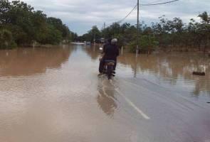 Jumlah mangsa banjir Johor terus meningkat