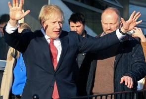 Boris Johnson berterima kasih kepada penyokong di England Utara