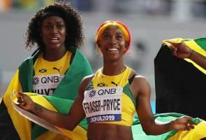 Ratu pecut, Pryce akan sertai dua acara di Olimpik Tokyo