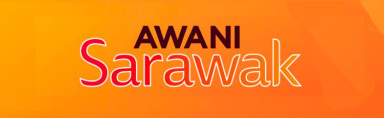 Awani Sarawak Banner