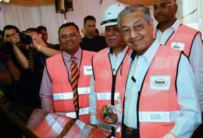 Dr Mahathir akan masuk pejabat Kementerian Pendidikan dalam masa terdekat