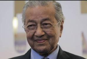 Kalau Majlis Presiden PH nak saya pergi, saya akan pergi - Dr Mahathir
