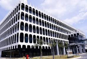 Bangunan baharu Parlimen mula beroperasi Mac ini