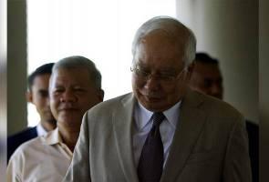 """""""Saya belanja berjuta-juta, tetapi tidak tahu ia wang SRC"""" - Najib"""