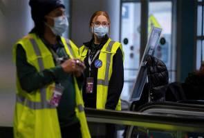 Wanita Chicago kes kedua positif koronavirus di Amerika Syarikat