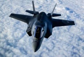Amerika setuju jual 12 pesawat pejuang canggih F-35B kepada Singapura