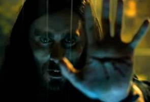 Sony Pictures lancarkan trailer pertama filem 'Morbius'