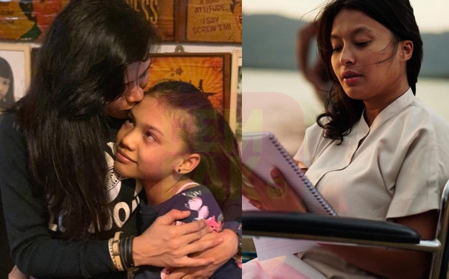 """Ibu tidak ambil dadah"" - Puteri Balqis pertahan ibu, tepis kritikan Nabila Huda dan netizen"