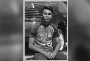 Pemain bola sepak remaja Perak maut dalam kejadian langgar lari