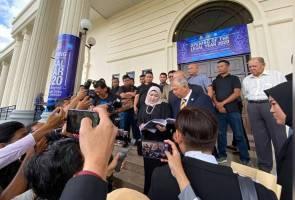 Mahkamah Tinggi Kuching tolak permohonan Petronas ketepikan hakim