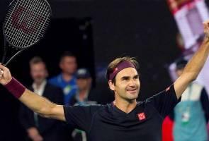 Terbuka Australia: Federer ketepi cabaran Millman dalam kemenangan ke-100