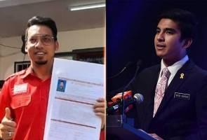Penerbit filem cabar Syed Saddiq tanding Ketua Armada Bersatu