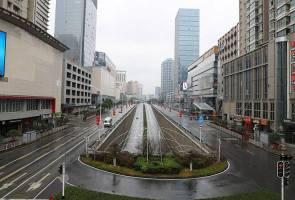 Bandar Wuhan kini menjadi 'bandar hantu'