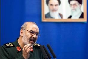 Jeneral Tentera Iran ancam serang AS dan Israel