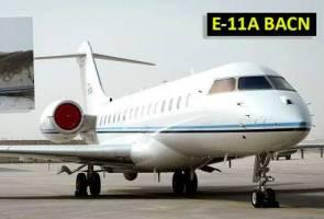 Selepas Ariana Airlines nafi, pesawat terhempas didakwa milik tentera AS pula