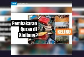 Pembakaran Quran di Xinjiang?