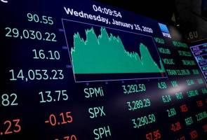 Saham di Bursa AS ditutup tinggi pada Selasa 2