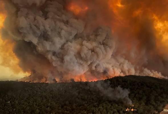 Perlu usaha global menangani kebakaran di Australia - Tun Mahathir