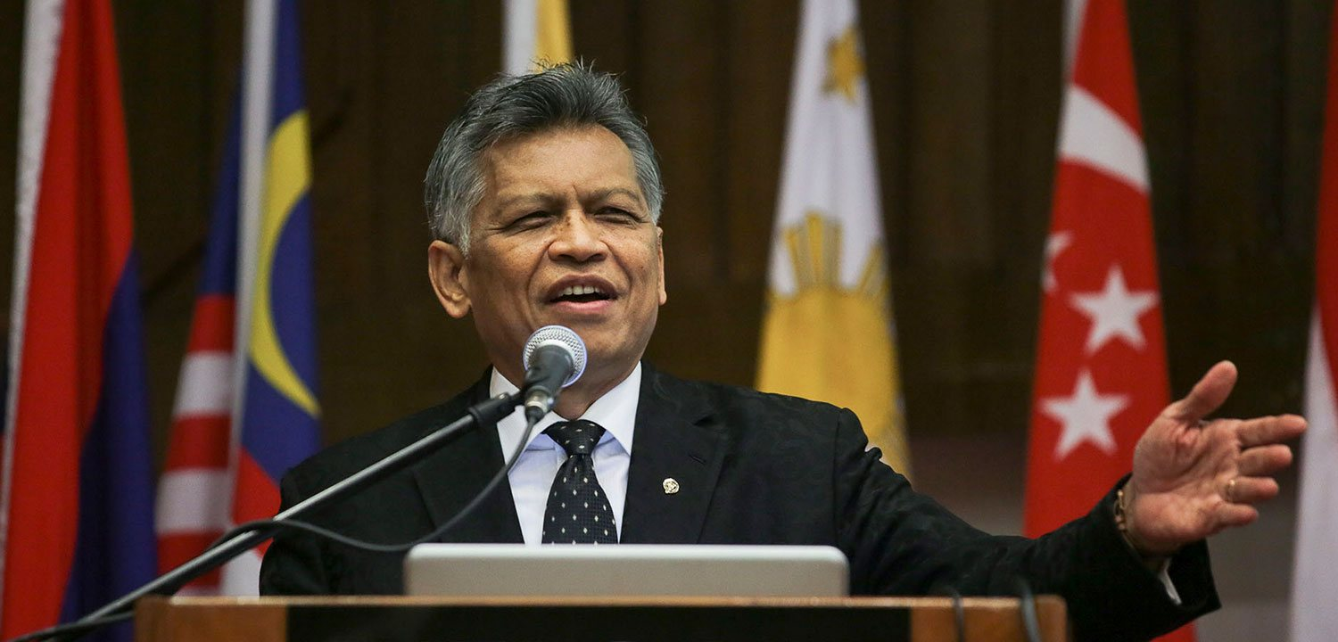 Surin Pitsuwan: Don't Blame Our Failure on Democracy