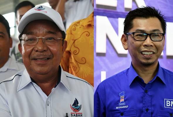 Calon Barisan Nasional (BN), Datuk Mohamad Alamin menyifatkan pertembungan dengan calon Pakatan Harapan (PH) - Warisan, Datuk Karim Bujang pada Pilihan Raya Kecil (PRK) Kimanis sebagai -friendly election-. | Astro Awani