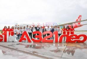 Penerbangan terus baharu Pulau Pinang-Taiwan bermula 23 Jan