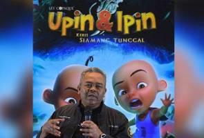 'Upin & Ipin: Keris Siamang Tunggal' tidak ke senarai akhir Oscar, Les' Copaque tetap bangga!