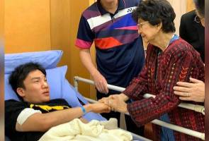 Kento Momota dan tiga lain telah keluar hospital