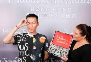 Tahniah Chong Wei! Atlet pertama Malaysia miliki patung lilin di Madame Tussauds