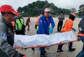 Lemas Teluk Bidara: Mayat kedua pelajar politeknik ditemui