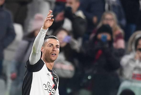Cristiano Ronaldo sudah bebas COVID-19