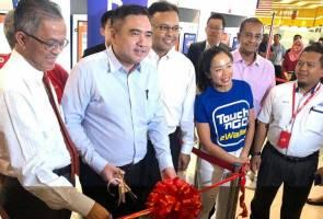 Terminal bas disyorkan guna e-wallet - Menteri Pengangkutan