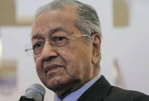 Dr Mahathir no longer Bersatu chairman - RoS
