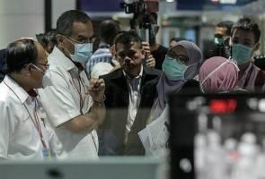 Koronavirus: KKM pantau lima kes pesakit di Kuala Lumpur, Langkawi dan Bintulu
