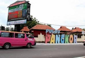 Penduduk tetap bantah jualan arak bebas cukai di Pulau Pangkor